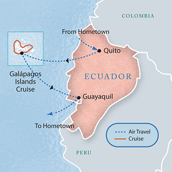 Galapagos Islands Ecuador With Luxury Amp Style 11 Days